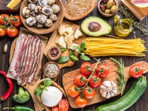 Brak białka i tłuszczy