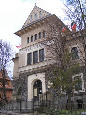 Muzeum Tatrzańskie im. Tytusa Chałubińskiego