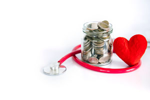 Cena ubezpieczenia zdrowotnego