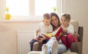 Dlaczego warto czytać dzieciom