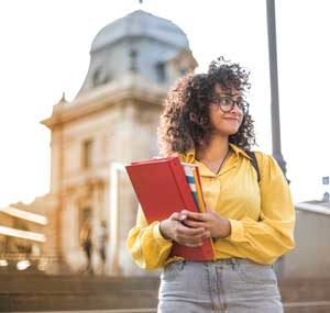 Erasmus pomaga poznawać świat