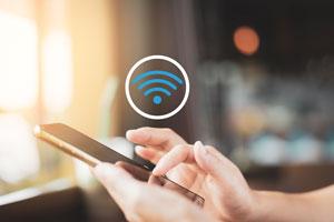 Wifi to bezprzewodowa sieć małego zasięgu