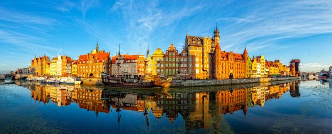 Gdańsk - miasto pozwalające się zrelaksować nad morzem i zobaczyć mnóstwo zabytków