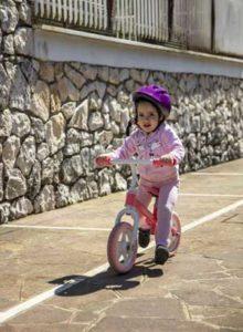 Jak nauczyc dziecko jazdy na rowerku