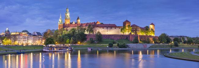 Kraków - jedno z najstarszych miast Polski