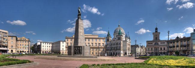 Łódź - miasto z tradycją włokienniczą i filmową