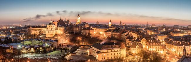 Lublin - miasto bogate kulturowo i wyznaniowo