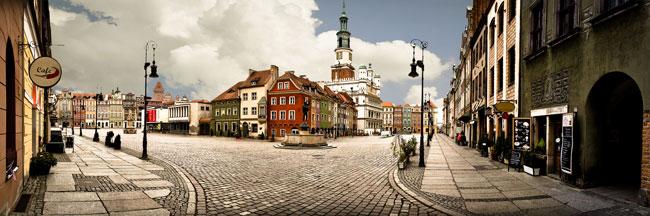 Poznań - jedno z najszybciej rozwijających się miast w kraju