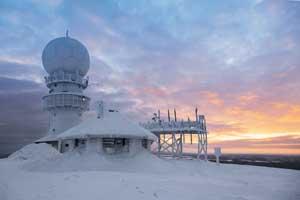 Stacje meteorologiczne w Polsce