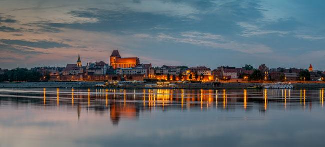 Toruń - miasto słynące z pierników, ale też bogatej tradycji