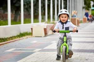 Zakup rowerka biegowego