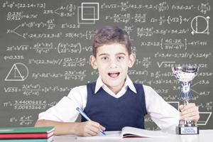 Konkurs matematyczny Trąbka Borsuka