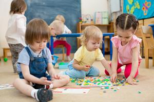 Nauka samodzielności jest zaletą przedszkoli