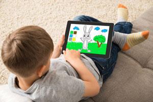 Małe dzieci a gry edukacyjne