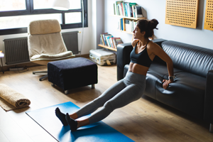 Efekty treningu fitness