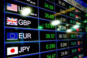 Koszt wymiany walut w internecie