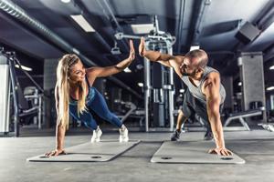 Początki fitnessu