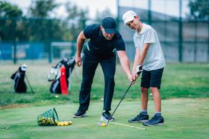 Pola golfowe na Śląsku