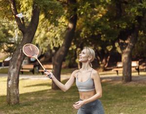 Zasady gry w badmintona