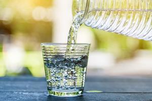 Korzyści wynikające z picia wody