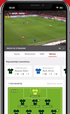 Superbet - aplikacja mobilna