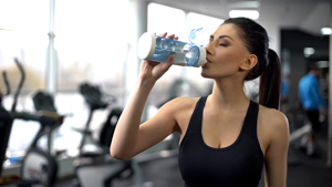 Spożycie wody przez sportowców