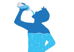 Obliczenie zalecanej ilości wody