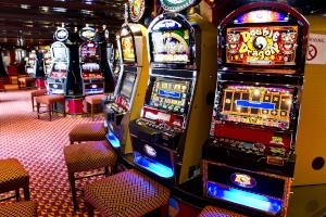 gry hazardowe - automaty