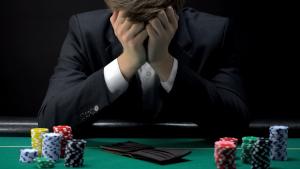 gry hazardowe - uzależnienie