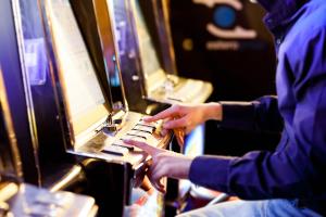 jednoręki bandyta - kasyno gry