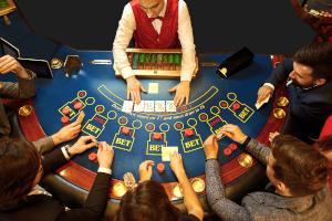 poker w kasynie naziemnym