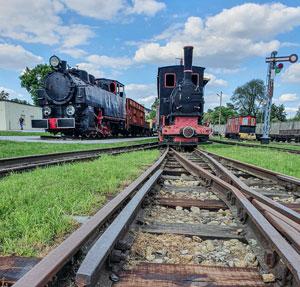 Imiona lokomotyw w Sochaczewie