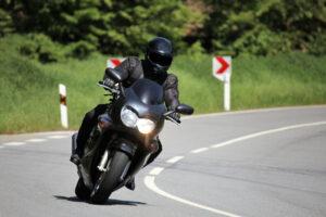 Wypadki z udziałem motocyklistów