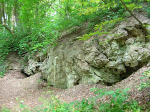 Jaskinia Bajka w Gądeczu