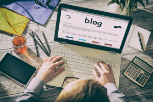 Content marketing - firmowy blog