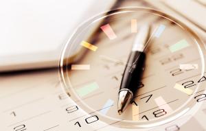 Content marketing - harmonogram