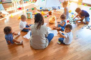 Integracja sensoryczna w przedszkolu