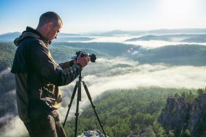 Jak zrobić dobre zdjęcie krajobrazu - statyw