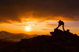 Jak zrobić dobre zdjęcie - zachód słońca