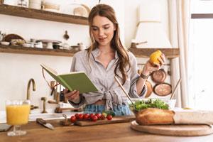 Edukacja w kierunku poprawnego układania posiłków