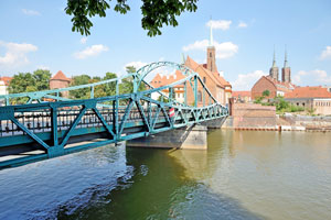 Most Zakochanych we Wrocławiu