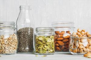 Dieta bogata w orzechy i nasiona
