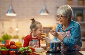 Zdrowy obiad dla dziecka
