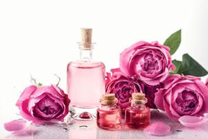 Olejek różany jako baza olejowa