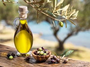 Codzienna porcja oliwy z oliwek