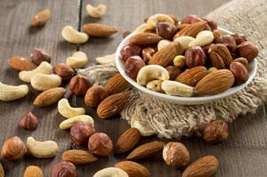 Orzechy jako źródło białka