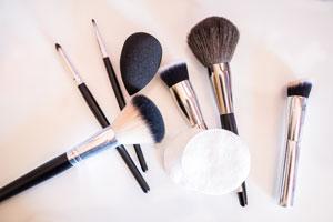 Higiena akcesoriów kosmetycznych