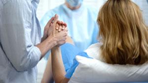 Bóle porodowe - niefarmakologiczne metody łagodzenia