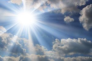 Promienie słoneczne - darmowa dawka wit. D