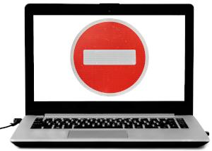 rejestr domen zakazanych - blokada stron